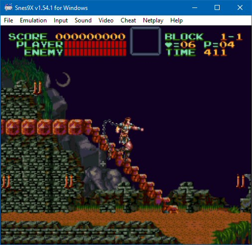 snes emulator games for pc free download
