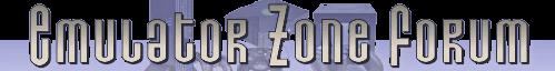 The Emulator Zone Forum